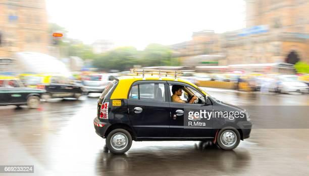 Black & Yellow, Mumbai Taxi!