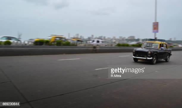 Black & Yellow, Mumbai Taxi - The Fiat Padmini!