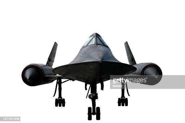 A - 12 mirlo spy plano aislado
