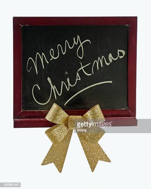Tableau et joyeux Noël