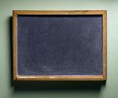 Blackboard, close-up