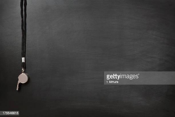 Schreibtafel Coach