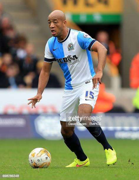 Blackburn Rovers Alex Baptiste