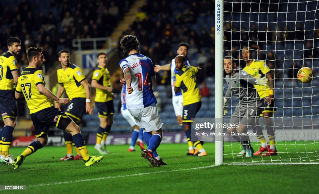 Oxford United v Blackburn Rovers - Sky Bet League One