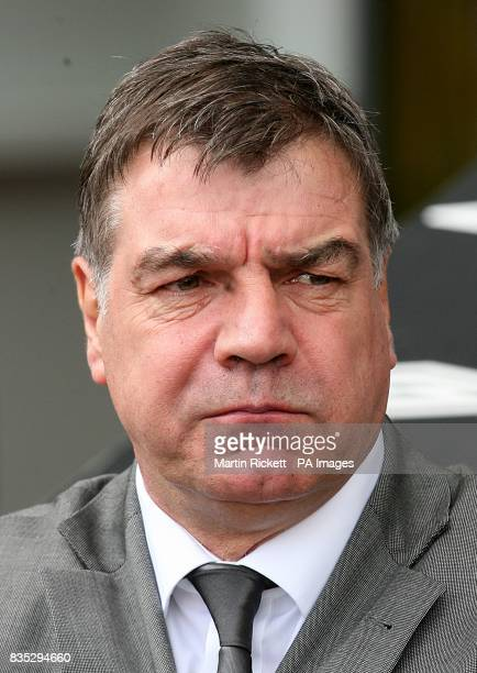 Blackburn Rovers maanger Sam Allardyce