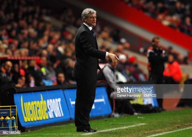 Blackburn Rovers' manager Mark Hughes