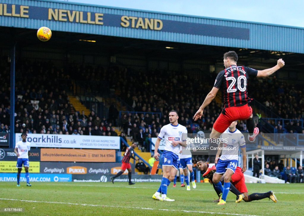 Bury v Blackburn Rovers - Sky Bet League One