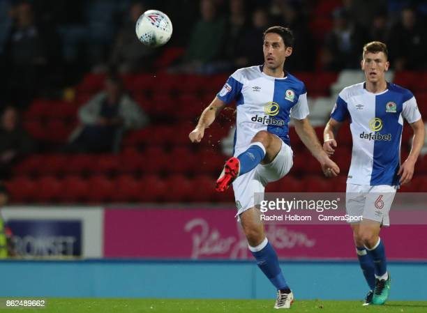 Blackburn Rovers' Peter Whittingham during the Sky Bet League One match between Blackburn Rovers and Plymouth Argyle at Ewood Park on October 17 2017...