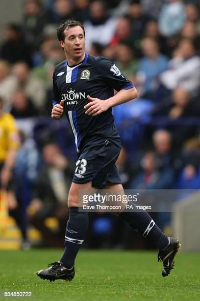 Blackburn Rovers' Robbie Fowler
