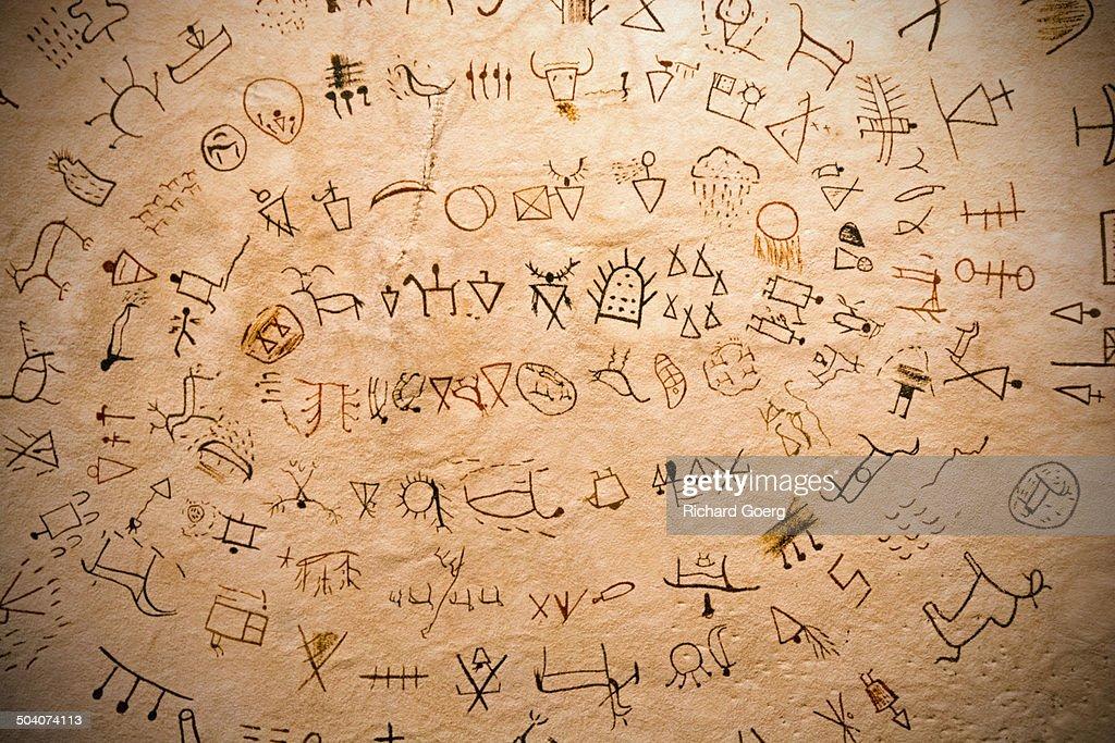 Blackfoot Indians Symbols Olivero