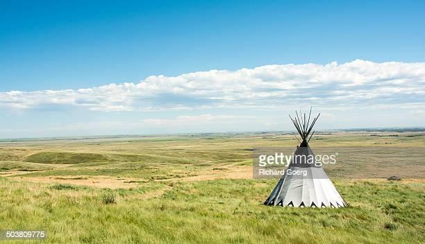 Blackfoot Tipi