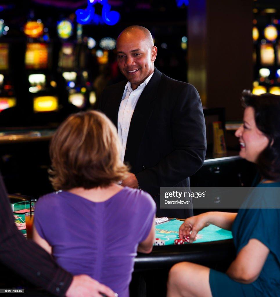 blackjack dealer ace showing