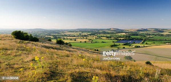 Blackmore Vale : Stock Photo