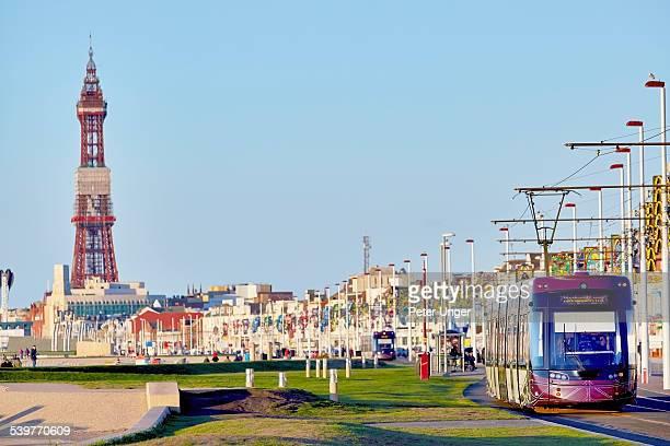Blackpool city, Lancashire, England