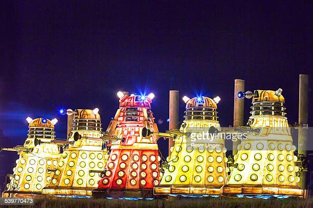 Blackpool Illuminations, Lancashire
