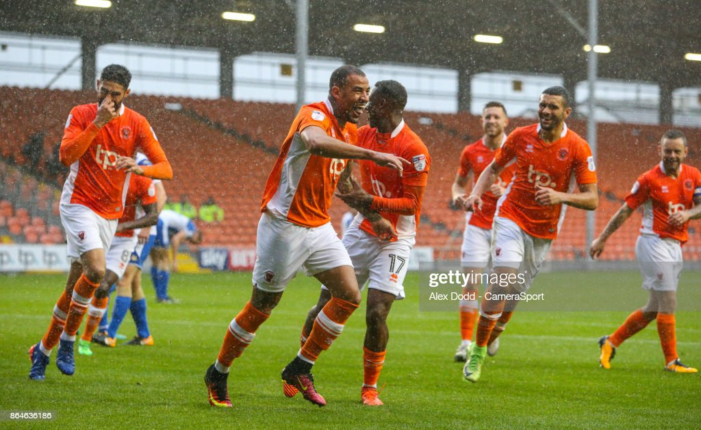 Blackpool v Wigan Athletic - Sky Bet League One
