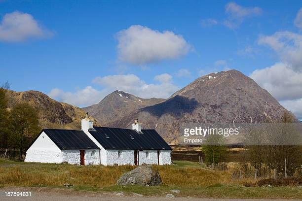 Blackrock Cottage, Glencoe, Scotland.