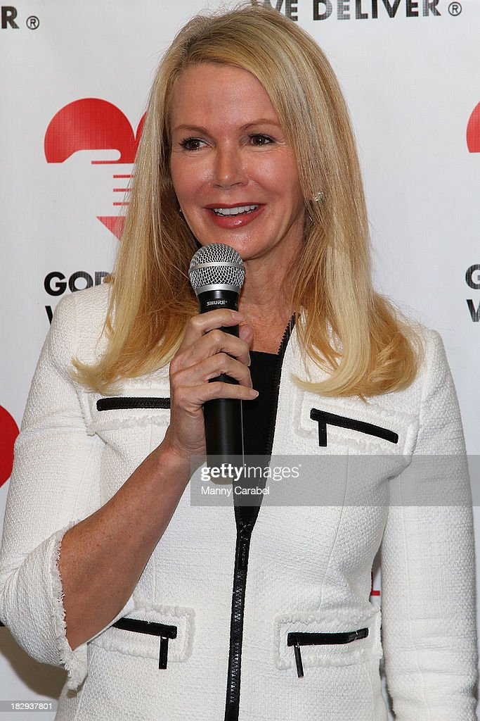 <a gi-track='captionPersonalityLinkClicked' href=/galleries/search?phrase=Blaine+Trump&family=editorial&specificpeople=214124 ng-click='$event.stopPropagation()'>Blaine Trump</a> attends the launch of the God's Love We Deliver Expansion Project on October 2, 2013 in New York City.