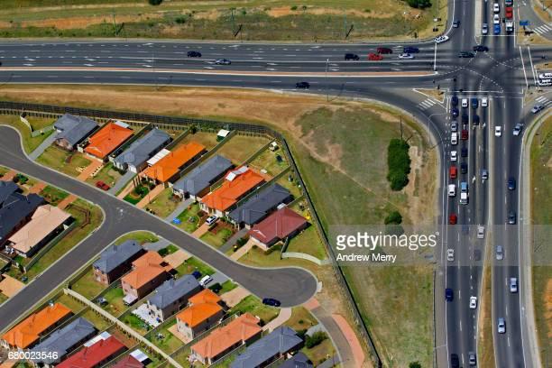 Blair Athol, South-West Sydney, Aerial Photography