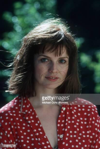 Blair Brown 1981