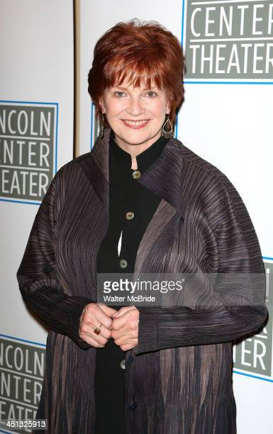 Blair Brown attends the 'Macbeth' Opening Night at Avery Fisher Hall at Lincoln Center for the Performing Arts on November 21 2013 in New York City