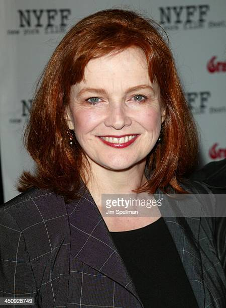 Blair Brown during 41st New York Film Festival Dogville Premiere Red Carpet Arrivals at Alice Tully Hall at Lincoln Center in New York City New York...