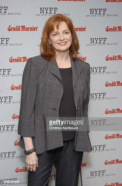 Blair Brown during 41st New York Film Festival Sponsored by Grand Marnier 'Dogville' Premiere Inside Arrivals and Green Room at Alice Tully Hall...