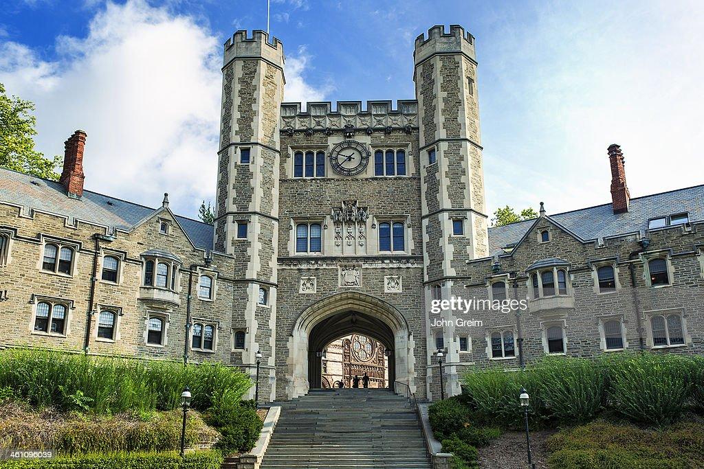 Blair Hall on the campus of Princeton University