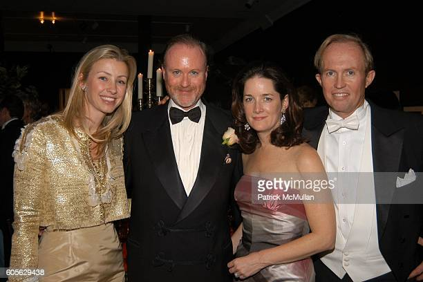Blair Husain Pierre d'Arenberg Tara Rockefeller and Mark Gilbertson attend The Museum of The City of New York The Directors Council 20th Annual...