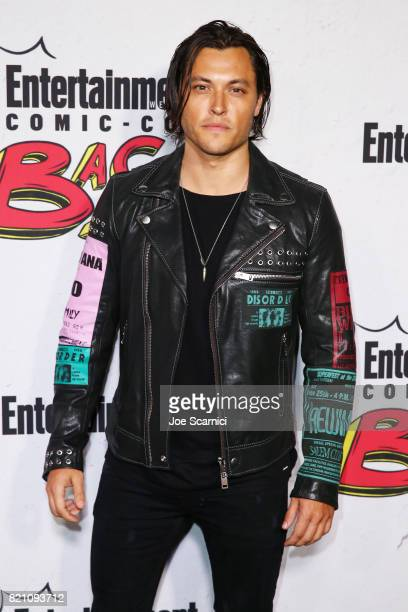 Blair Redford at Entertainment Weekly's annual ComicCon party in celebration of ComicCon 2017 at Float at Hard Rock Hotel San Diego on July 22 2017...