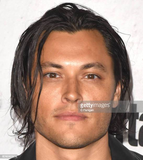 Blair Redford attends Entertainment Weekly's annual ComicCon party in celebration of ComicCon 2017 at Float at Hard Rock Hotel San Diego on July 22...