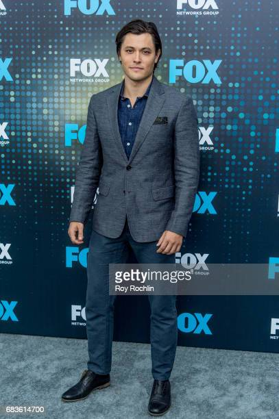 Blair Redford attends the 2017 FOX Upfront at Wollman Rink Central Park on May 15 2017 in New York City