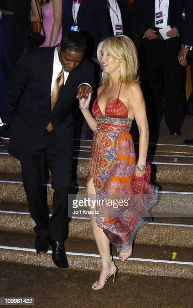 Blair Underwood and Heather Locklear **EXCLUSIVE**