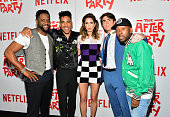 "Screening Of Netflix's ""The After Party"" - Arrivals"