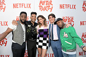 "Netflix's ""The After Party"" Special Screening"