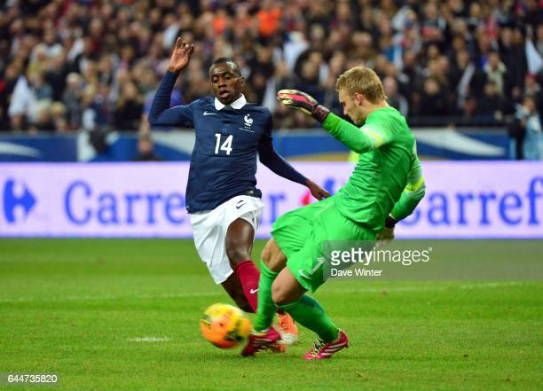 Blaise MATUIDI / Jasper CILLESSEN France / Pays Bas match amical Photo Dave Winter / Icon Sport