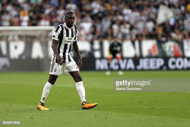 Blaise Matuidi of Juventus FC during the Serie A football match between Juventus FC and Cagliari Calcio Juventus Fc wins 30 over Cagliari Calcio