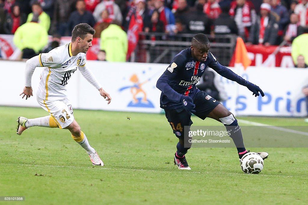 Paris Saint-Germain Vs Lille LOSC - Finale Coupe De La Ligue