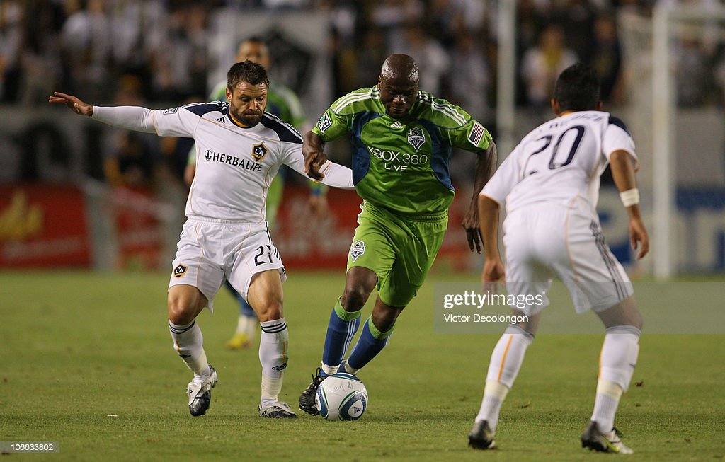 MLS Playoffs - Seattle Sounders FC v Los Angeles Galaxy - 2nd Leg