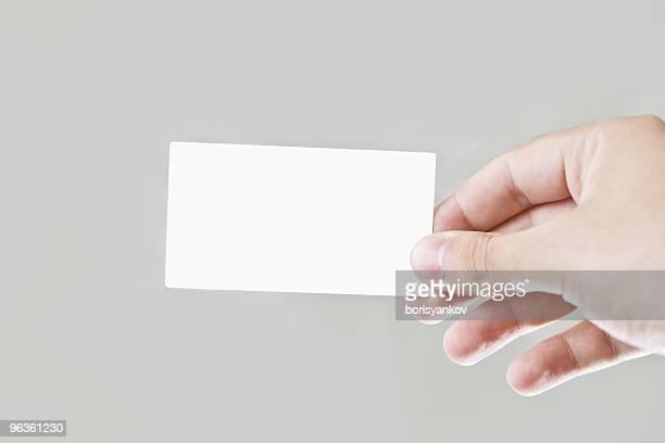 Blak Business Card