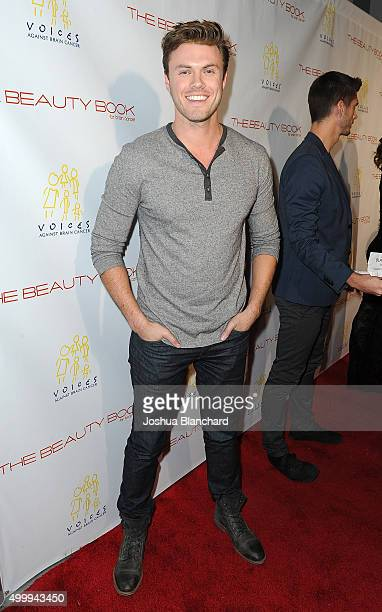 Blake Cooper Griffin arrives at 'The Beauty Book For Brain Cancer' Edition Two Launch Party sponsored by Voices Against Brain Cancer on December 3...