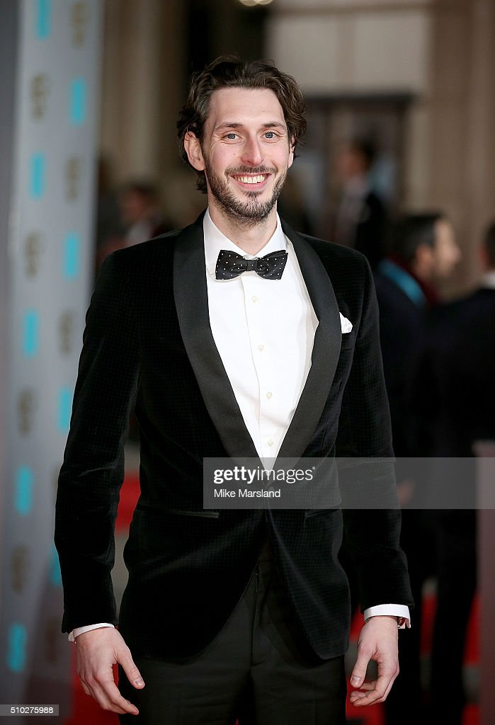 <a gi-track='captionPersonalityLinkClicked' href=/galleries/search?phrase=Blake+Harrison&family=editorial&specificpeople=5800049 ng-click='$event.stopPropagation()'>Blake Harrison</a> attends the EE British Academy Film Awards at The Royal Opera House on February 14, 2016 in London, England.