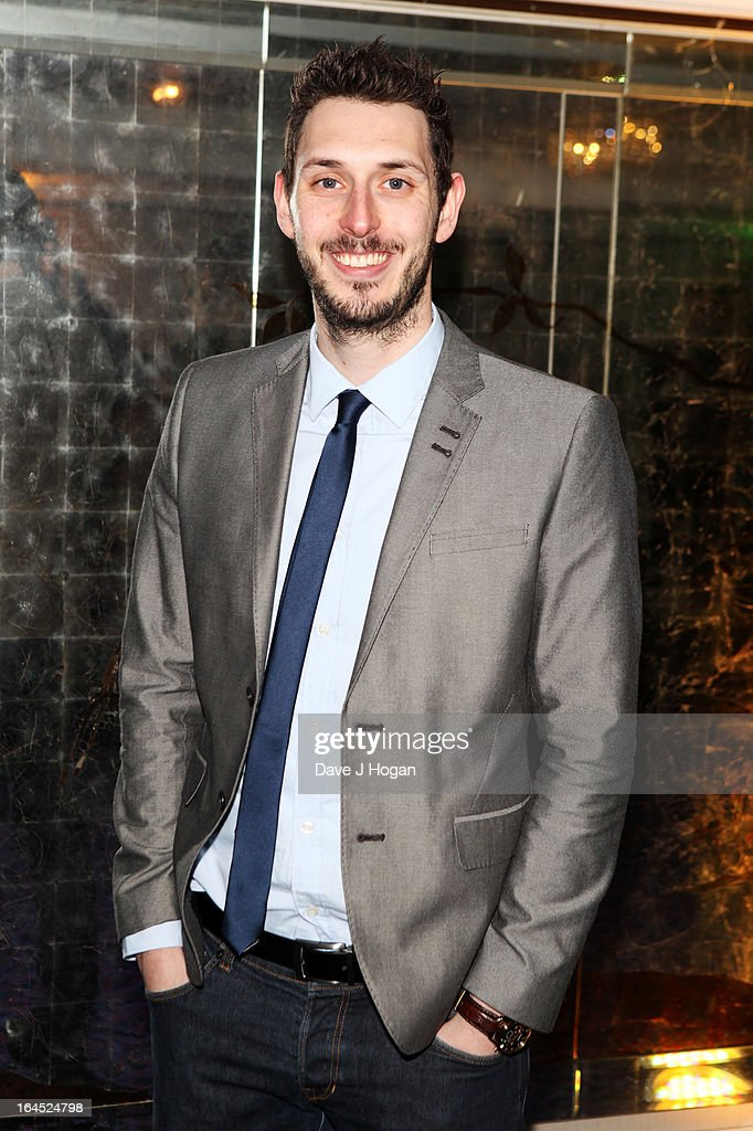 Blake Harrison attends the Jameson Empire Awards 2013 at Grosvenor House Hotel on March 24, 2013 in London, England.