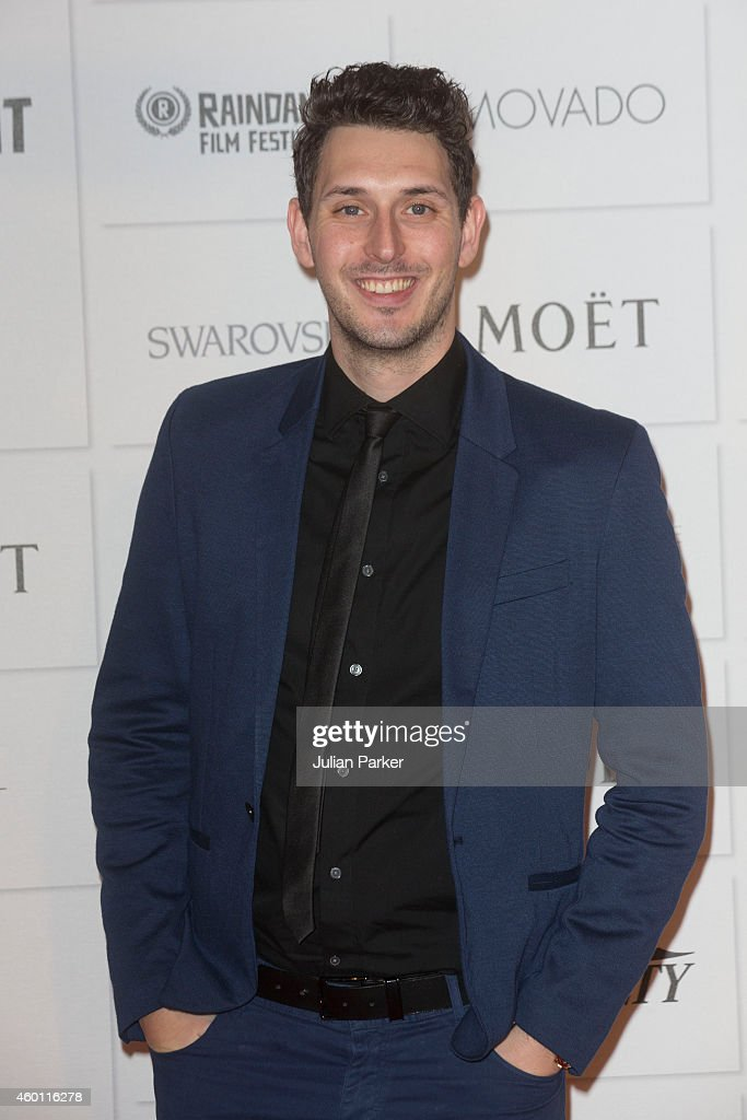 <a gi-track='captionPersonalityLinkClicked' href=/galleries/search?phrase=Blake+Harrison&family=editorial&specificpeople=5800049 ng-click='$event.stopPropagation()'>Blake Harrison</a> attends the Moet British Independent Film Awards at Old Billingsgate Market on December 7, 2014 in London, England.