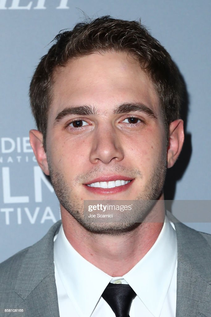 Blake Jenner arrives a the San Diego International Film Festival's 'Night Of The Stars' at Pendry San Diego on October 5, 2017 in San Diego, California.