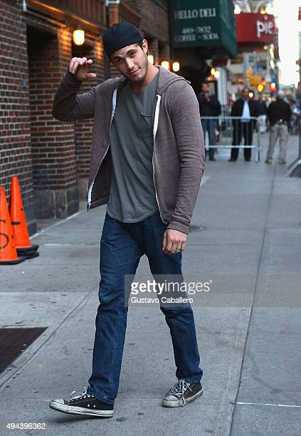 Blake Jenner is seen on October 26 2015 in New York City