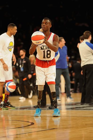 WJHL Blake Leeper - NBA All Star Celebrity Game - video ...