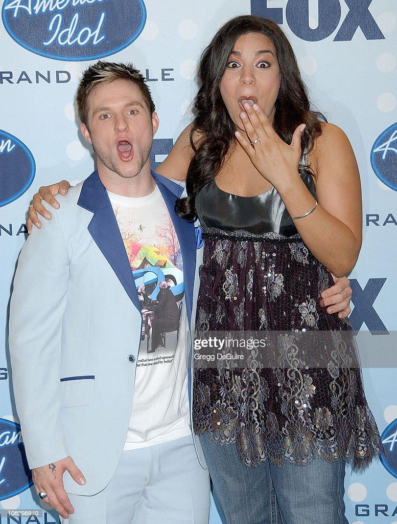 """American Idol"" Season 6  Finale - Press Room"
