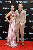 """Free Guy"" New York Premiere"