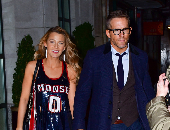 Celebrity Sightings In New York City October 16 2017